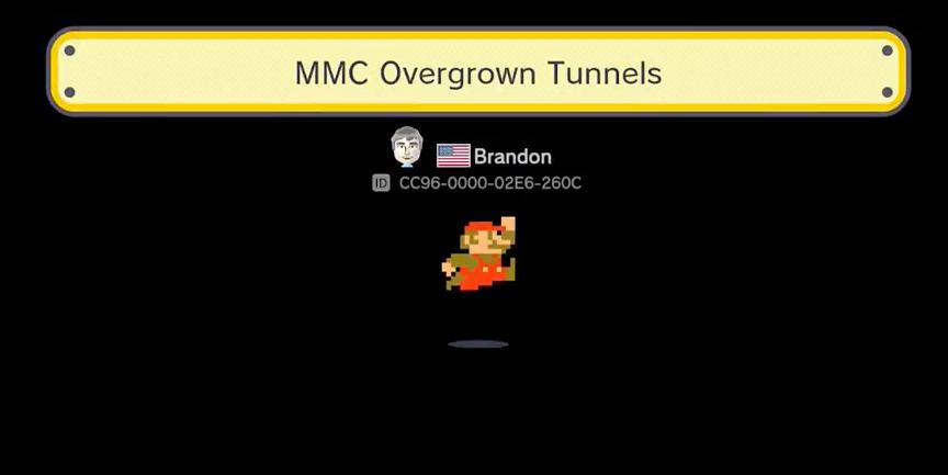 Overgrown Tunnels! - CC96-0000-02E6-260C