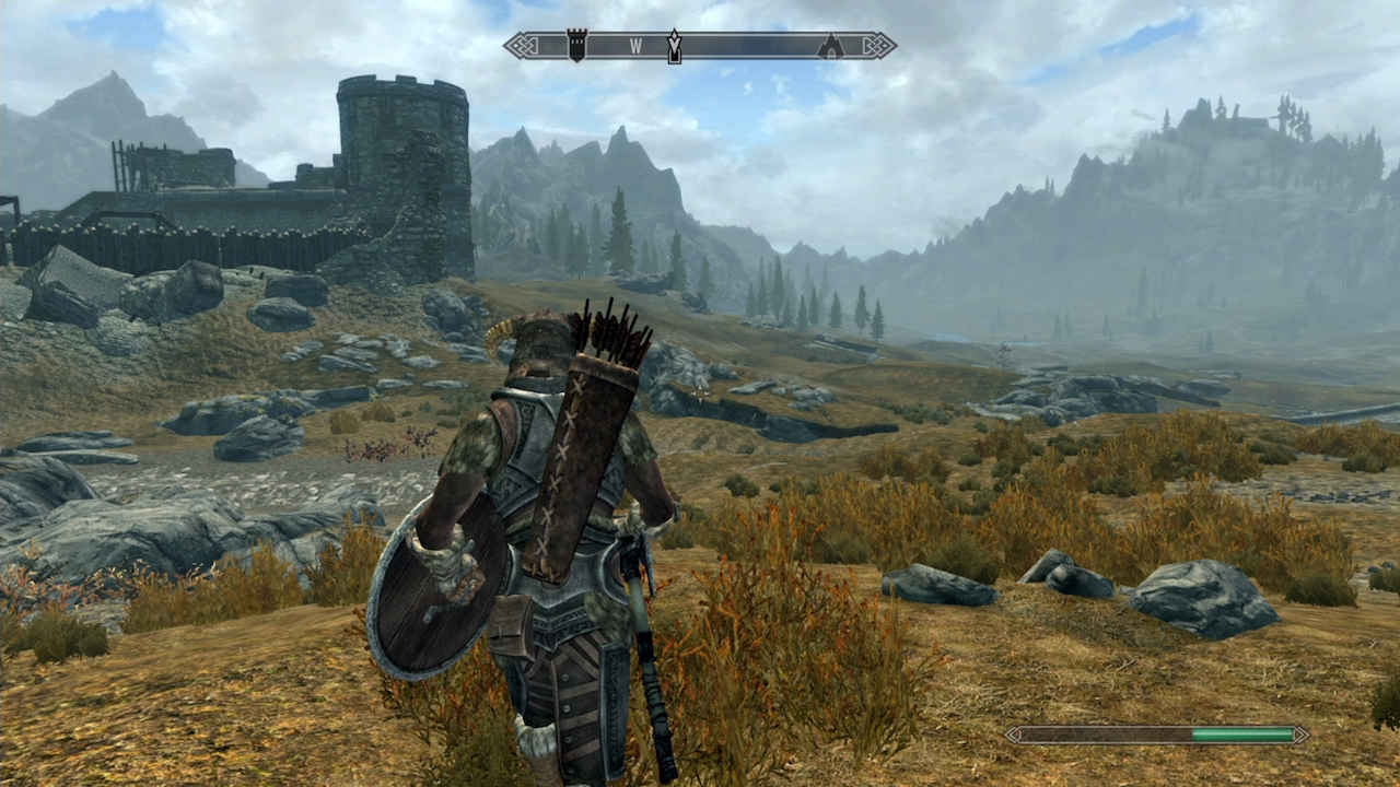 The Elder Scrolls V: Skyrim - Gameplay